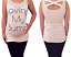 Maternity-Pregnancy-women-039-s-Loving-My-Bump-Slogan-Spring-Summer-white-t-shirt thumbnail 1
