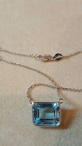 14k-white-gold-chain-with-Blue-Topaz-12-9-mm-chain-1-1-mm