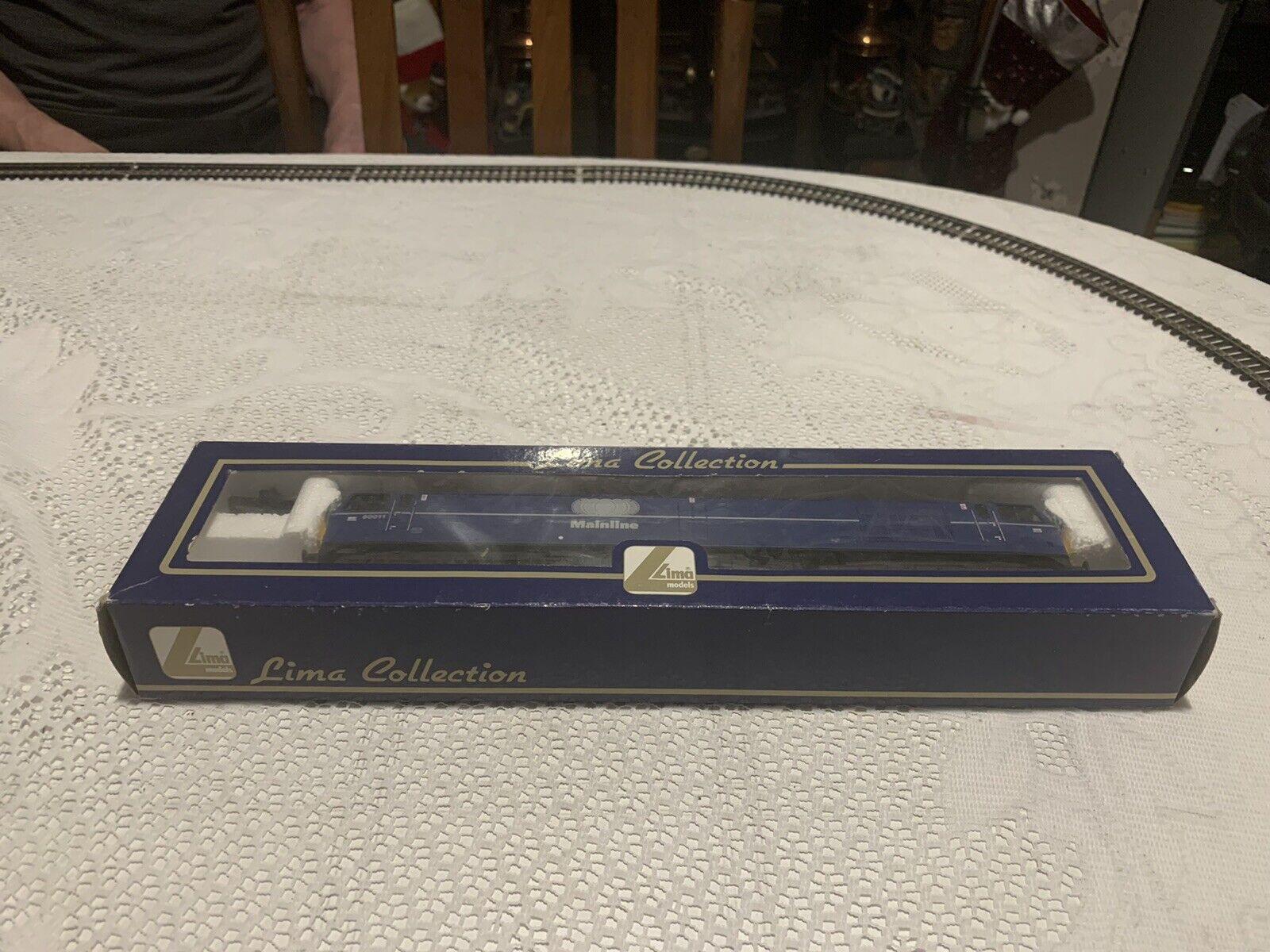 Lima L204715 Class 60 r n 60011 Mainline Blau (mint & boxed condition)
