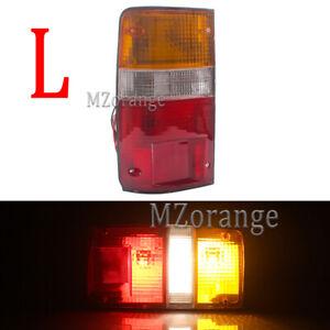 For 89-95 Toyota Pickup Truck Taillight Taillamp Brake Lamp Lens Left Driver LH
