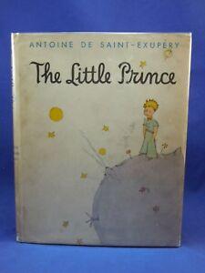 The Little Prince Antoine De Saint Exupery Harcourt Edition 1943 Original Dj Ebay