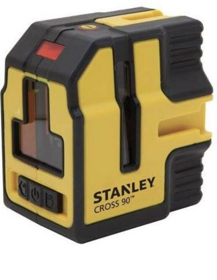 Stanley Cross90 Cros Line Laser STHT1-77341 With Bracket