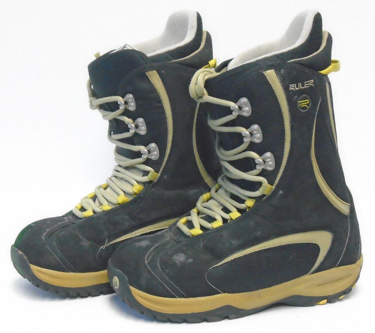 Burton Ruler Snowboard Boots - Size 8.5 Used
