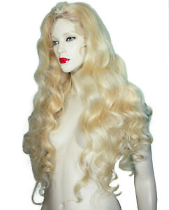Silk-Top-Remy-Full-Lace-Wig-Human-Hair-Blonde
