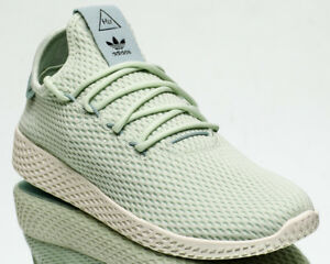 best loved 745b2 6e941 Details about adidas Originals Pharrell Williams Tennis Human Race  lifestyle new green CP9765