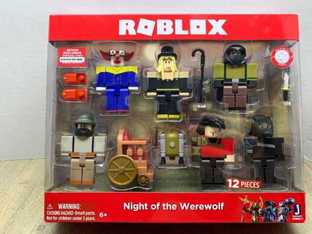 Roblox Queen Of The Treelands Figure Pack For Sale Online Ebay
