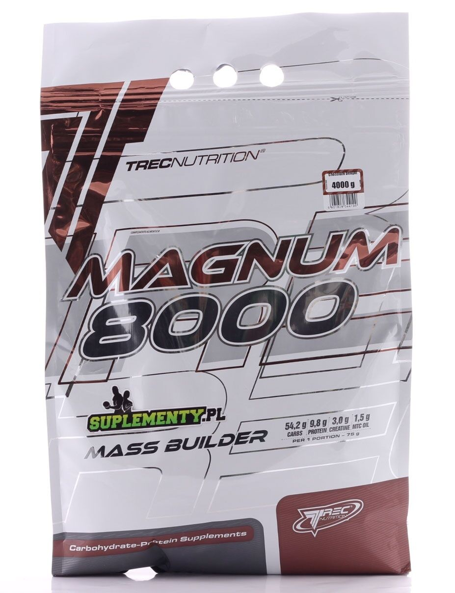 Trec NutritionTrec Gainer Wear MAGNUM 8000 Mutant Mass Gainer NutritionTrec fa23ab