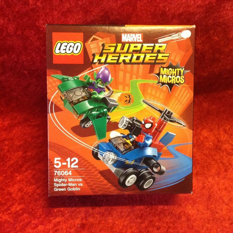 Lego Super heroes, 76064