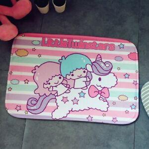 little-twin-stars-Door-Mats-Floor-Mat-kid-seat-pad-slip-Mat-bed-bathing-room-rug