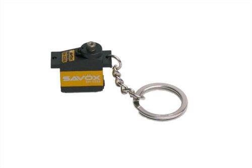 Micro Servo Style Savox Savox Keychain