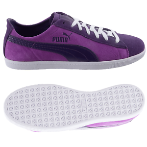 PUMA Glyde Lo Wn's Women's Sneakers Trainers Classic Leather + PUMA Bag 38,5 New