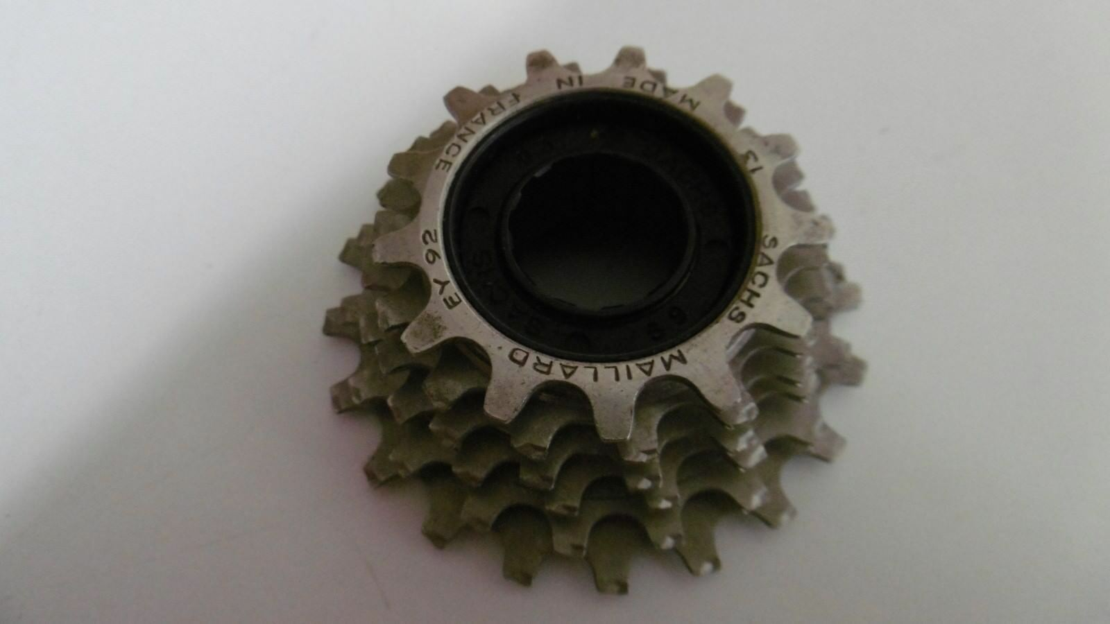 Sachs Maillard LY92  6sp 13-20 Freewheel Made In France  NOS  convenient