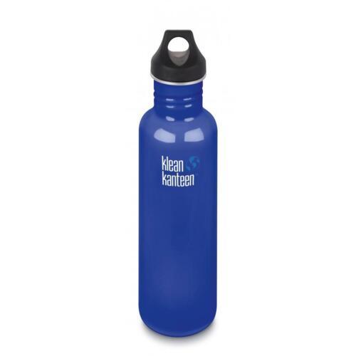 Klean Kanteen classique 800 ml avec Loop Cap Coastal Waters-bouteille