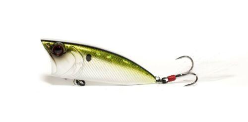 Snook /& Redfish Surface Hard Bait 6th Sense Splash Back Topwater Popper Bass