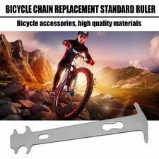 Bicycle Bike Chain Checker Wear Indicator Measure Tool Gauge Repair checker sl
