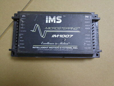 IMS MicroStepping IM1007 Stepper Motor Driver