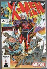 X-MEN VOL. 2 #2 AUG 2002 MARVEL LEGENDS PROMO VARIANT Reprint