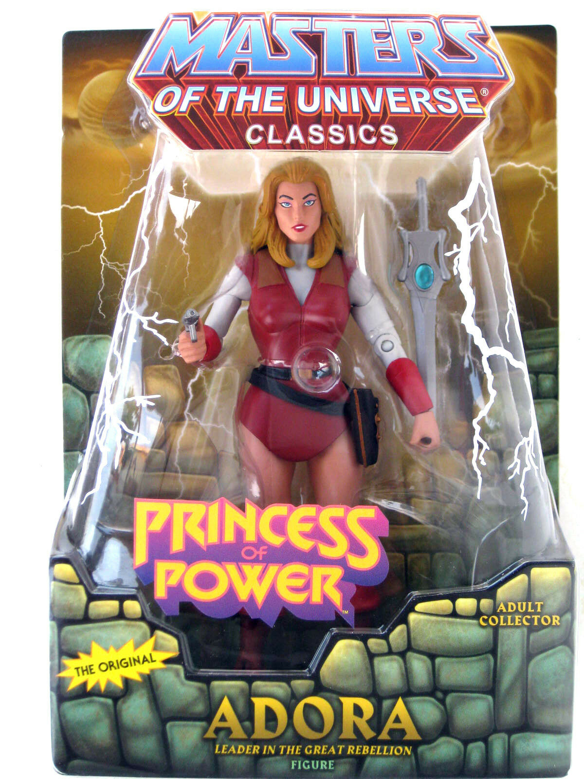 MASTER OF THE UNIVERSE CLASSICS ADORA