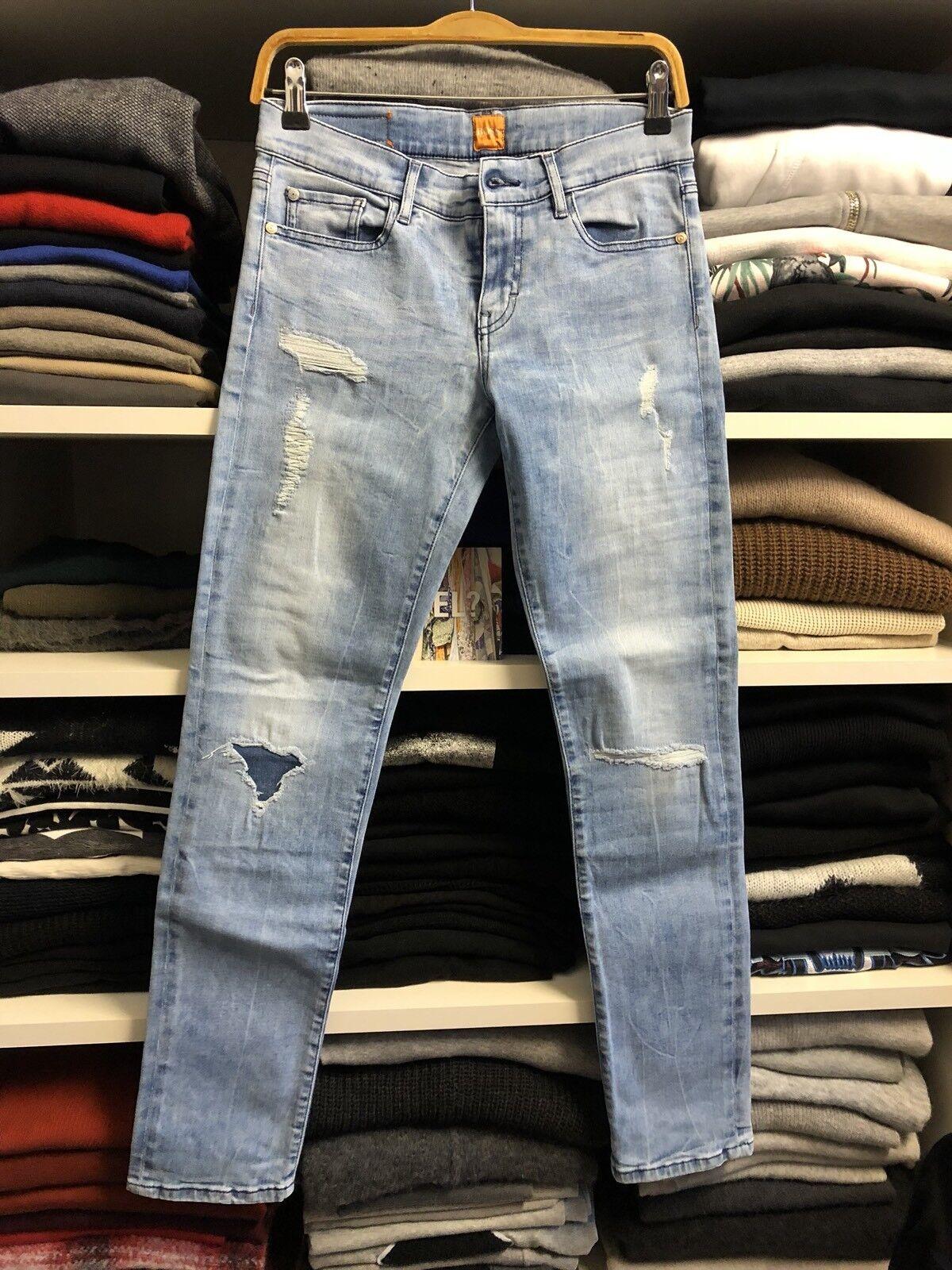 Boss Orange Skinny Jeans Gr.28 32 TOP