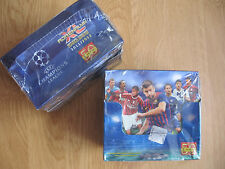 Panini Adrenalyn CHAMPIONS 2011  sealed box  display  new packets 2012