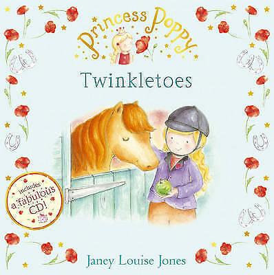 """AS NEW"" Princess Poppy: Twinkletoes (Princess Poppy Picture Books), Jones, Jane"