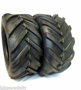 TWO-NEW-23X10-50-12-Super-Lug-Tires-23-10-50-12-LUG-GRAVELY-R1-LUG