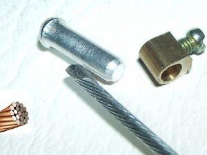 1-5mm-19-STRAND-GALVANISED-STEEL-WIRE-INNER-THROTTLE-CHOKE-BRAKE-CABLE-KIT-2-3-m