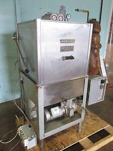 Quot Hobart Am11 Quot Heavy Duty Commercial Door Type Dishwasher W