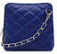 New-Ladies-Womens-Micro-Italian-Leather-Evening-Quilted-Shoulder-Crossbody-Bag thumbnail 3