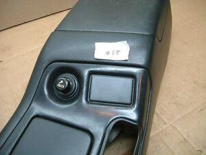 New-89-94-Nissan-240sx-S13-center-console-power-mirror-switch-delete-cover-plug