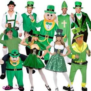 Adult mens ladies st patricks day irish leprechaun green fancy image is loading adult mens ladies st patricks day irish leprechaun solutioingenieria Choice Image