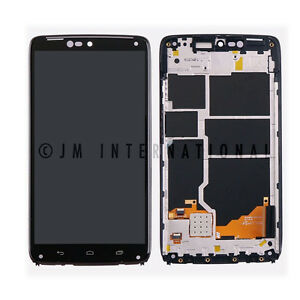 Motorola-Droid-Turbo-XT1254-LCD-Display-Touch-Screen-Digitizer-Frame-Black-OEM