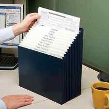 Home Office Letter Bill Desk Desktop Storage Organizer Divider Workspace File In