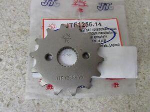 JT 420 14T Front Sprocket for 00-18 XR50R CRF50F CRF70F 86-07 CR85R JTF1256.14
