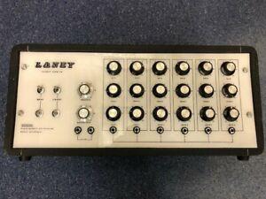 Laney-Super-PA-100w-6-channel-PA-head-vintage-valve-amplifier-tube-amp-group