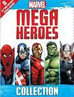 Marvel: Mega Heroes Collection by Scholastic Australia (Hardback, 2016)