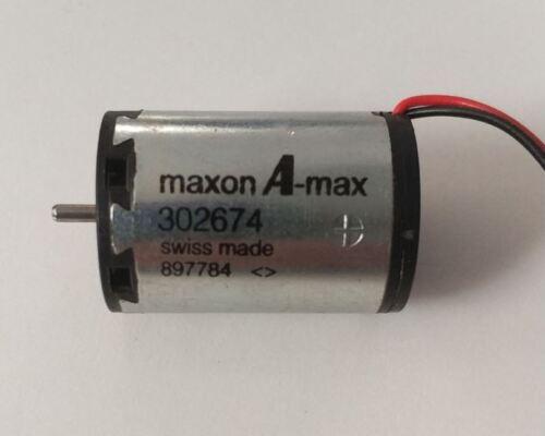 MAXON A-max MOTOR 302674 SWISS MADE 897784