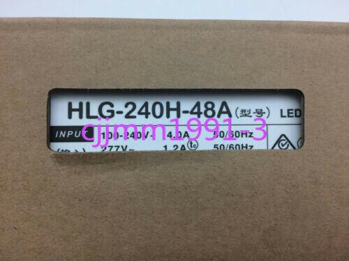 HLG-240H-48A Meanwell AC//DC Power Supply 48V 5A 240W #Y1