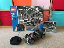LEGO Supersonic Racer Technic 8366 Remote Control Racing Car        Boxed + Inst