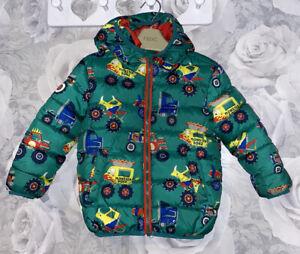 Boys Age 12-18 Months - TU Sainsburys Winter Coat