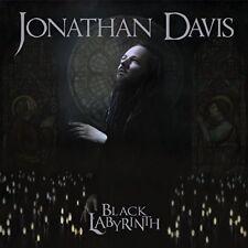 2018 Jonathan Davis Black Labyrinth Factory CD Unopened Korn