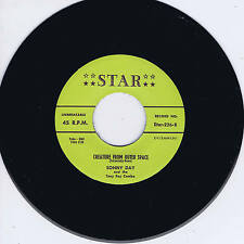 SONNY DAY - CREATURE FROM OUTER SPACE (50s Cult Space Horror Rocker) ROCKABILLY