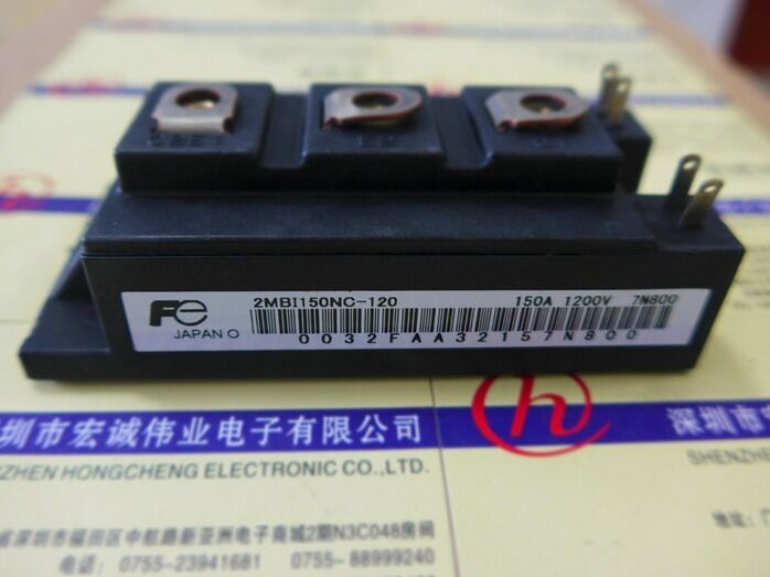 2MBI150NC-120 2MBI150NC120 1PC New Fuji igbt disassemble free shipping plcBeste