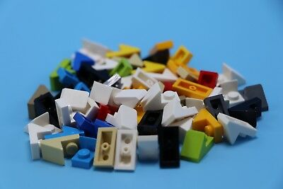 Lego plate w bow 1x4 x 2//3 select color