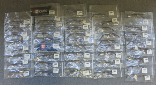 43 x Chaps Safilo Group 104 01K3 P00100101 4820 145 FR00 Optical Glasses New