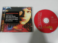 SMALLVILLE MUSIC FROM THE TALON SOUNDTRACK OST CD 2003 EU EDITION WEEZER VONRAY