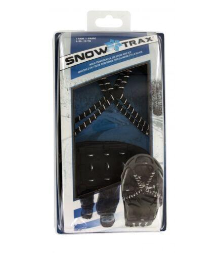 Yaktrax WALKER Snow Ice Walking Running Shoe Pro Chain Safety Anti-Slip Grips