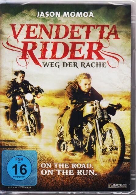 Vendetta Rider - Weg der Rache  DVD NEU