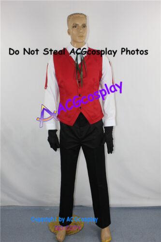 Persona 3 Sanada Akihiko Cosplay Costume ACGcosplay