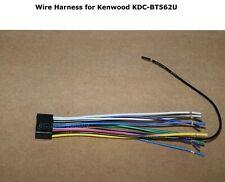 KENWOOD ORIGINAL POWER SPEAKER HARNESS KDCX500 KDCX599 KDCX700 KDCX799